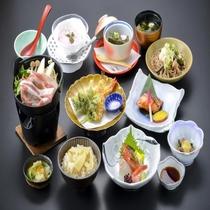 【《春》ミニ会席】新鮮なお造りや、天ぷらなど。旬の食材をお楽しみください。