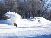 【スキーJAM勝山】西日本最大のスノーリゾート♪最長滑走 約5,800m!!車で約1時間☆