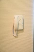 ドミトリー【客室用電話機】