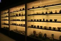 名工の陶磁器