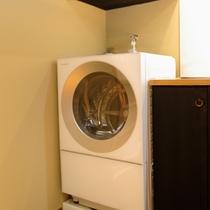 備品 乾燥機付き洗濯機