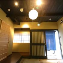 1階玄関 土間