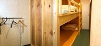 別館洋室2段ベッド