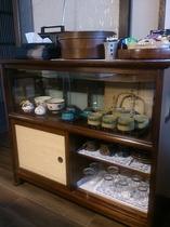 お部屋 食器棚