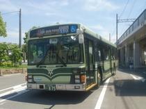 京都市バス 梅小路公園・鉄道博物館前発