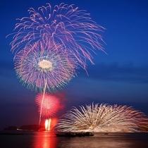 鎌倉の花火大会