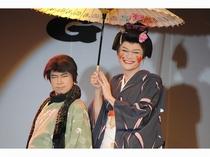 下町かぶき組による、お芝居・舞踊ショーは見応えあり!☆絶賛公演中☆