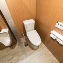 *【本館】ロビー/トイレ