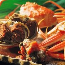 茹で蟹イメージ