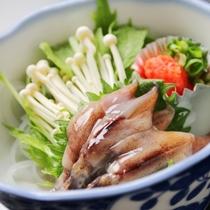 ☆料理_夕食_単品_ほたるいか
