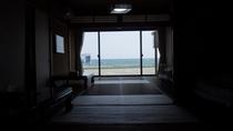 海の見えるお部屋。