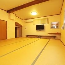 客室 和室20畳「渚 」(1)