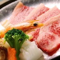 ☆料理_夕食_単品_氷見牛ステーキ (2)
