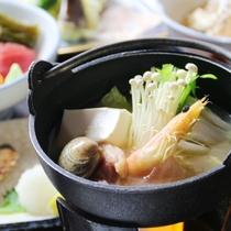 ☆料理_夕食_単品_海鮮鍋