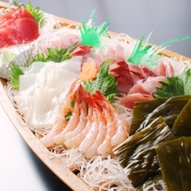 ☆料理_夕食_単品_舟盛り (3)