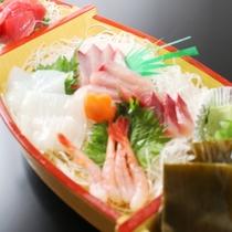 ☆料理_夕食_単品_舟盛り (2)