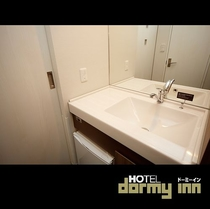 ◆客室洗面台