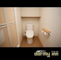 ◆客室トイレ(温水洗浄機付き)
