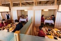 和食処「つばき」個室