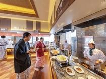バイキングレストラン「さくら」洋食コーナー