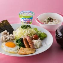 <幼児>朝食一例