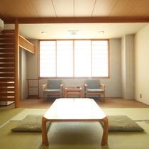 本館棟 客室 正面写真