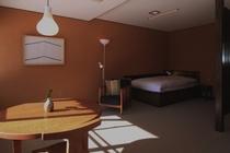 旅館では珍しいお一人様専用の客室 松の館シングルルーム