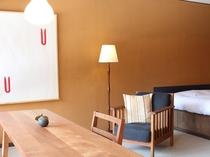 松の館 シングルルーム 旅館では珍しいお一人様専用のお部屋