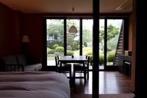 松の館 ツインベッド