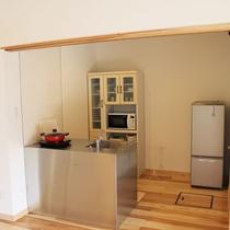 ゲストハウス<きぼう>キッチン