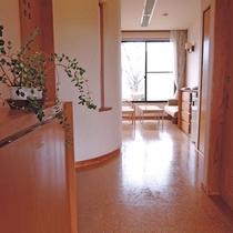 和室の入り口