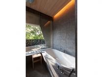 客室お風呂の一例