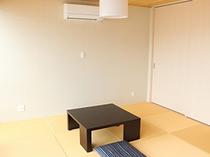くつろぎ空間にぴったりの和室