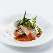レストラン「アルペジオ」/ディナー一例
