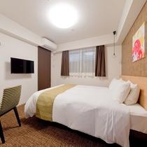 全室サータ社製のベッドを採用!!