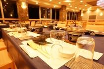 熊野の四季料理 海華 宴会セッティングイメージ◆