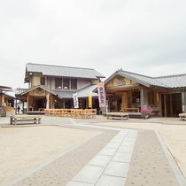 *【周辺】道の駅 熊野・花の窟