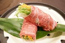 ◆熊野の四季料理 海華 美熊野牛温泉蒸し◆