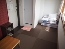 305号室 和室ツインルーム専用バスルーム