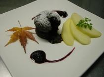 秋のデザート