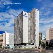 ダイワロイネットホテル名古屋太閤通口_外観