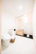 清潔感のあるお風呂・トイレ