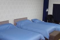 ツインベッド + ソファーベッド