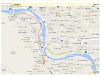 サイクリングロードマップ