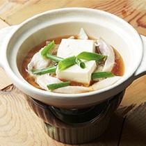 えり焼鍋は漁師のスタミナ料理!