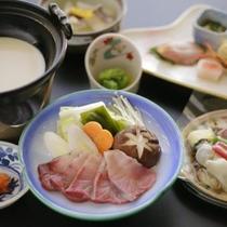 漁師のスタミナ料理【えり焼鍋】をぜひご賞味下さい