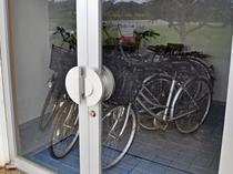 【自転車無料レンタル】島めぐりにどうぞ