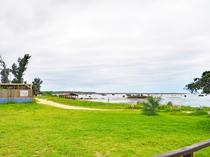 【佐和田の浜】時間によって見える景色も様々