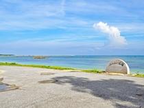 【佐和田の浜】遠浅ビーチでお子様にも安心