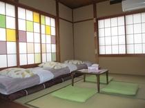和室2~3名部屋